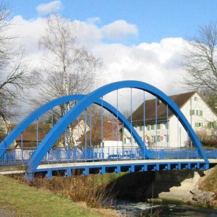 Bild von Ersatzbau obere Glattbrücke