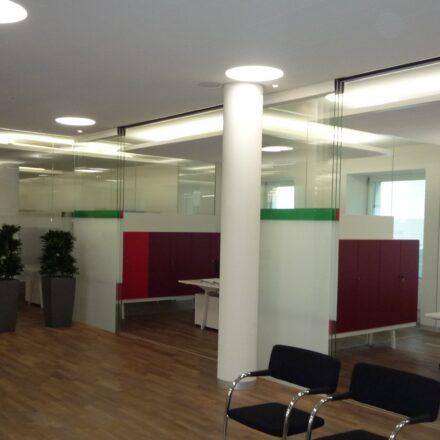 Bild von Umbau Filialen Migrosbank