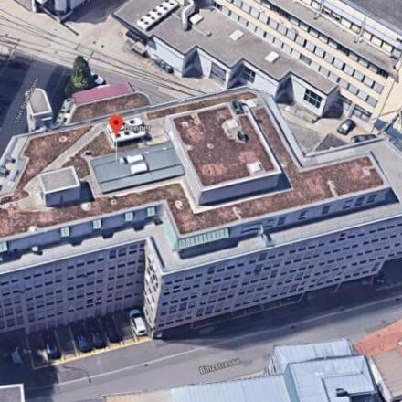 Bild von Umbau Hauptsitz Denner