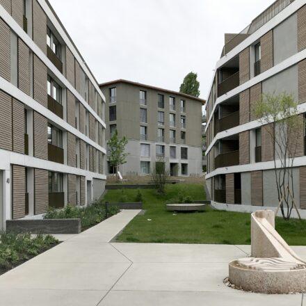 Bild von Wohnüberbauung In der Ey