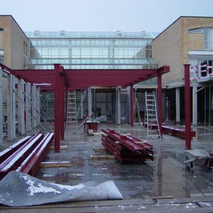 Bild von Umbau EKZ Neudorf
