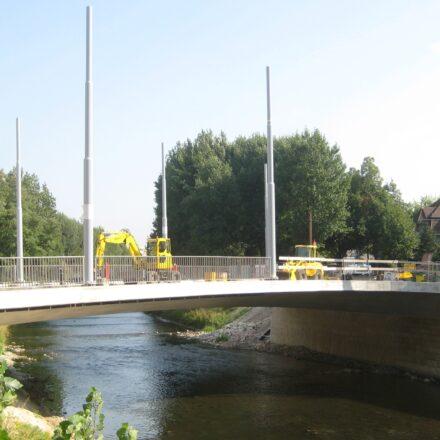 Bild von Gärtnerstrassenbrücke