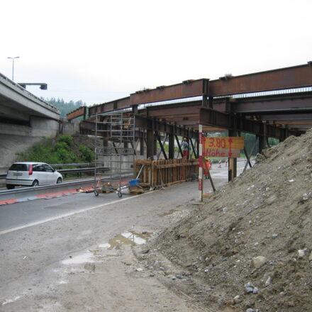 Bild von Hilfsbrücke Grüeblischachen