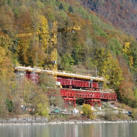 Bild von Brücken Minacherligraben