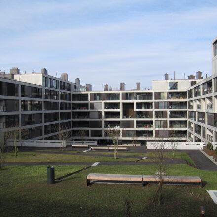 Bild von Überbauung Katzenbachstrasse