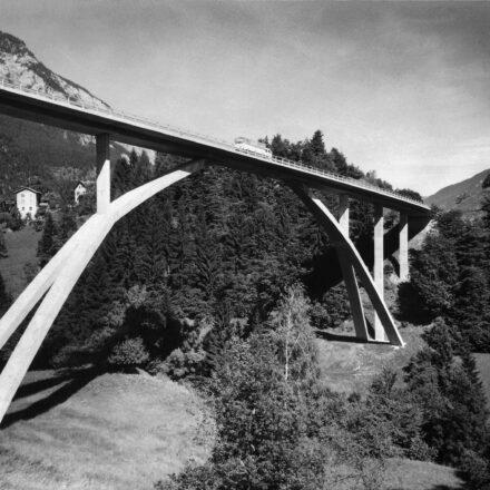 Bild von Lavoitobelbrücke