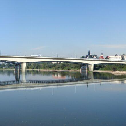 Bild von Brücke Sandomierz