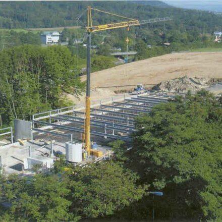Bild von Parkierungsanlage Spital Sanitas