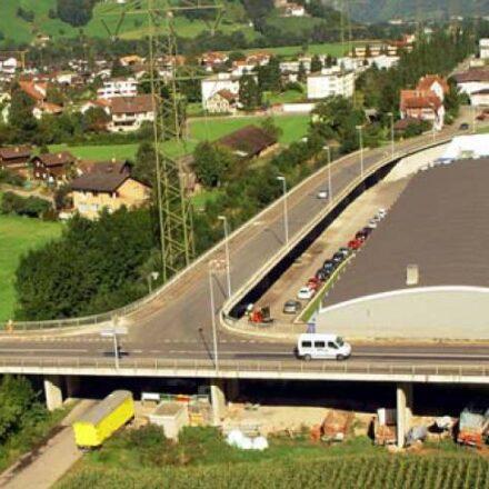 Bild von Brücke Seez